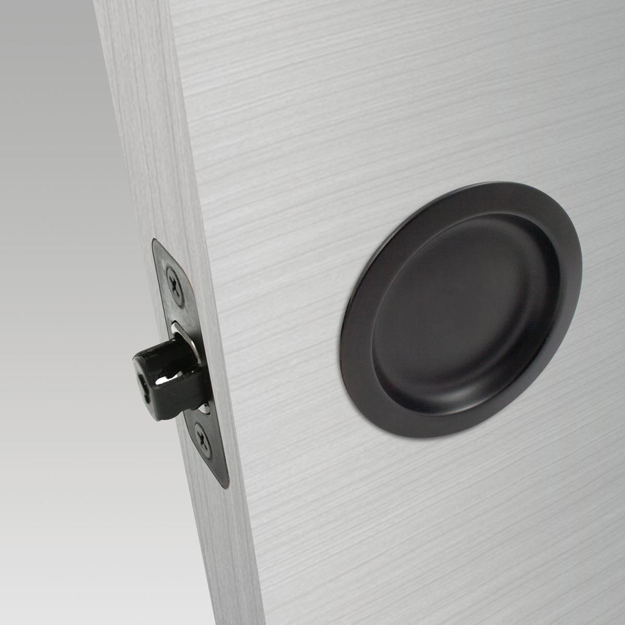Pour portes escamotables