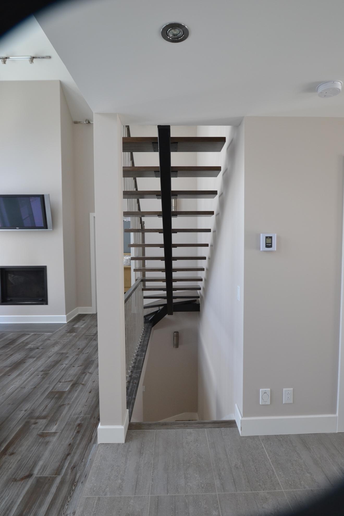 Picture of 09-Escalier limon central