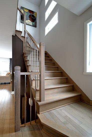 Picture of 08-Escalier barreaux de métal