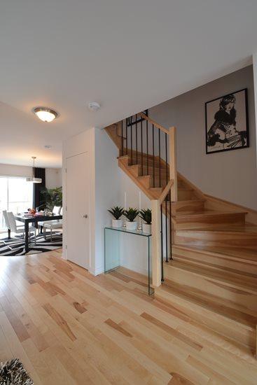 Picture of 19-Escalier barreaux de métal