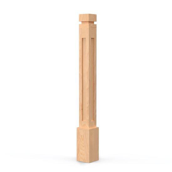 Poteau de bois 8335EE
