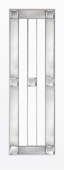 Porte vitrail Estelle